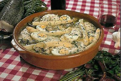 La gastronomía en Candás